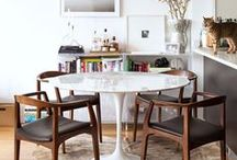Kitchen + Dinning / by Karina Ramos