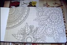 Doodling / by Giovanna Irde