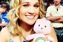 Celebrity Sharing & Caring / Celebrities who Share Their Care. / by Care Bears™