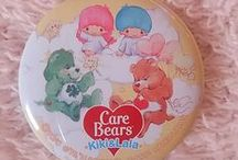 The Care Bears Meet Kiki & Lala / What happens when the Care Bears get together with the Little Twin Stars?  Magic. / by Care Bears™