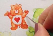 Care Bears Fun Fan Art / We are so lucky to have such talented fans.  Keep up the good work! / by Care Bears™