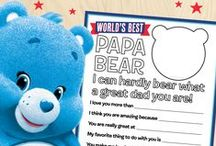 Father's Day / Celebrating great dads the world over! / by Care Bears™