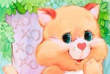 Care Bears & Cousins / Care Bear cousins are Care Bear characters who are many different animals other than bears! They lived in The Forest of Feelings. But in the newer series, they move to Care-Alot as well! The all new Care Bears & Cousins premieres on Netflix on November 6, 2015.  We hope you'll join us! https://www.netflix.com/title/80046348 / by Care Bears™