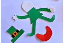 St. Patty's Day! / Celebrate St. Patrick's Day with these DIY crafts, recipes, and more!