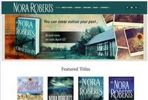 Great Author Website Examples / These are great examples of author website designs!