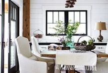 Country Living / Home decor inspired by country living.