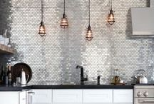 Lighting your Home / The right light fixture can become the focal point of any room or home. Check out our board of inspiring lighting features to add the perfect piece to enhance any room.