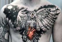 Tattoo / Çok konuşulan ve çok beğenilen bazı bay ve bayan tattoo örneklerini bu panomuzdan takip edebilirsiniz.