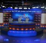 Televizyon Dekoru / Her türlü TV stüdyo dekora çalışmaları ve imalatı için yapmanız gereken hayallerinizi bize teslim etmek olacaktır. Sizin için en ideal çözümleri biz bulalım.