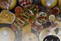 SiniKeyf / İzmir Çeşme'de açtığımız yeni mekanımıza herkesi bekleriz. Sabahları serpme kahvaltı akşamları ise et mangal keyfi vardır. Sitemiz www.sinikeyf.com'da ayrıntıları bulabilirsiniz.