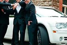 White Chrysler Limousine 300C / Wicked Limousines Stretch Chrysler Limo Hire Perth 300C models.  http://www.wickedlimos.net.au/white-chrysler