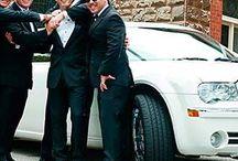 White Chrysler Limousine 300C / Wicked Limousines Stretch Chrysler Limo Hire Perth 300C models.  White Chrysler Limousine, Pearl White Chrysler Limo and the Jet Door passenger transport limo in stunning crisp white http://www.wickedlimos.net.au/white-chrysler