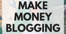MONETIZE YOUR BLOG / how to make money blogging & monetize your blog
