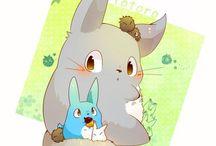 Totoro / imágenes de totoro