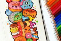 Doodles/Drawings