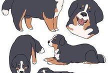 PETS / <(Animales Domesticos Kawaiis)> Los Canes y Felinos suelen ser de la misma Artista