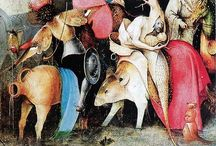 Hieronim Bosch / Bosch to Holenderski malarz