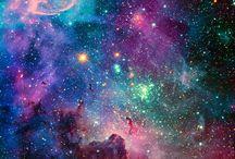 Cosmos / Galaktyki, mgławice, planety