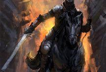 Warriors / Mroczni wojownicy