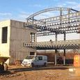 Babraham Research Campus / Additional campus buildings for this cutting edge Cambridgeshire facility continue to be developed – and this has given PCE Ltd the opportunity to once again demonstrate the effectiveness of their volumetric box structural core systems for multi-storey framed buildings.