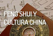 Feng Shui y Cultura China / El Feng Shui es el sistema tradicional chino de organización de ambientes, para garantizar el correcto fluir de la energía por los distintos espacios y la recepción de vibraciones favorables.