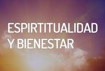Espiritualidad y Bienestar / Acompañamos tu crecimiento personal, la búsqueda del equilibrio y la armonía plena con el Universo.