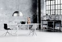 Lovely Interiors / Ideas for the home