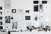 Walls inspiration ★... / BLOG: www.karinecandicekong.com IG: http://instagram.com/bodieandfou FB: http://www.facebook.com/BODIEandFOU