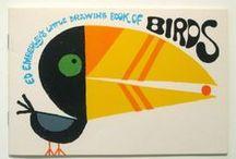 Bird Art & Illustrations / Illustrations of birds.