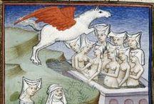 Maiden / Medieval Women & Nudity