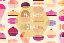 // HOSTESS IN STYLE // / Easy entertaining ideas when hostessing ! Your friends will be truly amazed by your creative chops through food ideas and simple DIYs for your home. / by Foxy Originals