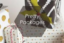 // PRETTY PACKAGES // / by Foxy Originals