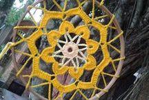 Abavellar Knitting / crochet /  Tudo com muito capricho feito com croche
