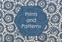 // PRINTS AND PATTERNS // / by Foxy Originals