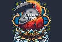Totoro / by Kristen Toney