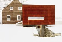 EXTERIOR beauty; / A look at the exteriors of buildings  / by Ashley Becker