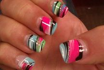 Nails  / by Sarah Tyree