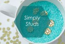 Simply Studs / By Foxy Originals