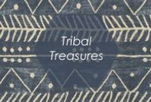 // TRIBAL TREASURES // / We're crazy about tribal this season. If you are too, you're bound to love the latest tribal-inspired jewelry from Foxy Originals!  / by Foxy Originals