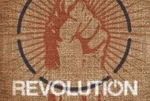 Have no fear, the REVOLUTION is here!