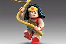 Wonder Woman rocks! / by Marissa