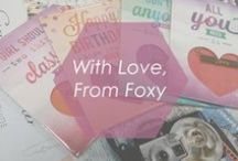 With Love, From Foxy