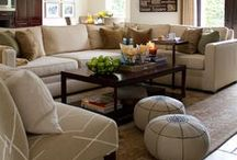 Home sweet Home {Livingroom} / by Sara Greenawalt