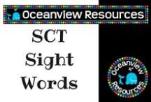 SCT Sight Words