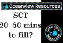 SCT 20-60 minutes to fill