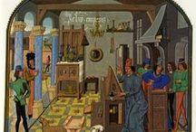 Domus Mediaevalis | Interior / Medieval Houses: Interior