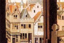 Domus Mediaevalis | Exterior / Medieval Houses: Exterior