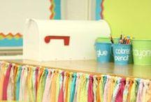 Classroom Decor & Organization