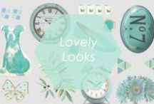 // LOVELY LOOKS // / by Foxy Originals