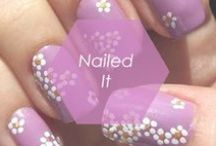// NAILED IT // / It's a nail art party! / by Foxy Originals